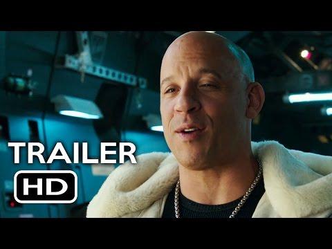 Xxx Mp4 XXx The Return Of Xander Cage Official Trailer 1 2017 Vin Diesel Action Movie HD 3gp Sex