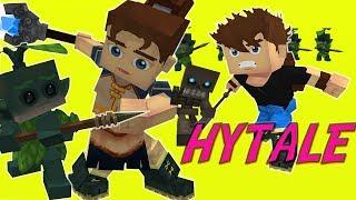 hytale gameplay trailer Videos - 9tube tv