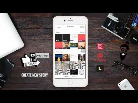 Create Amazing Instagram Typography Stories Under 2 minutes