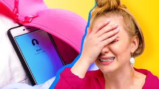 EVERY MORNING EVER || Morning's struggles by 5-Minute FUN
