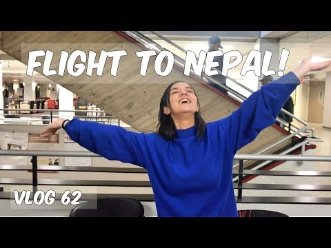 FLIGHT TO NEPAL | Nick Tran