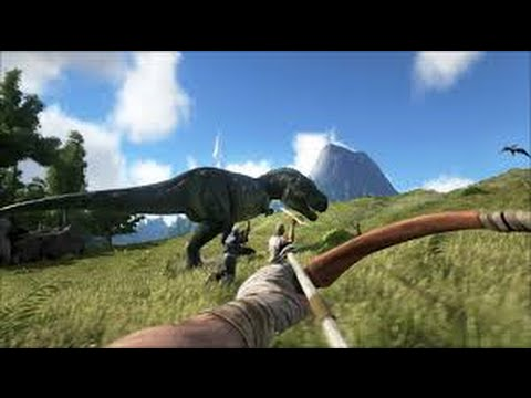 ARK Survival How To Craft A Bow