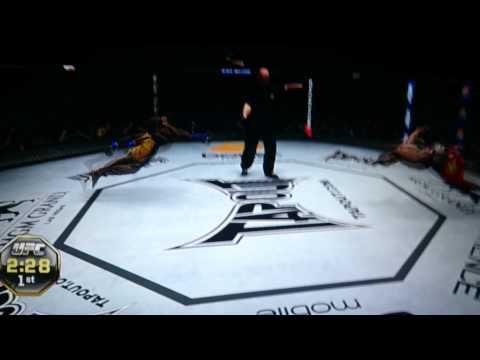 UFC undisputed 3 ps3 Glitch