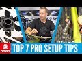 7 Pro Tips For The Ultimate Custom MTB Setup   Mountain Bike Maintenance
