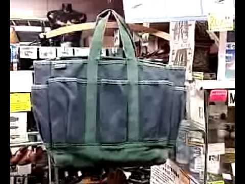 【LAND'S END】Canvas Tote Bag MADE IN USA ランズエンド キャンバストートバ