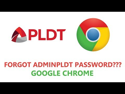 Forgot PLDT Router admin/adminpldt User Account Password???