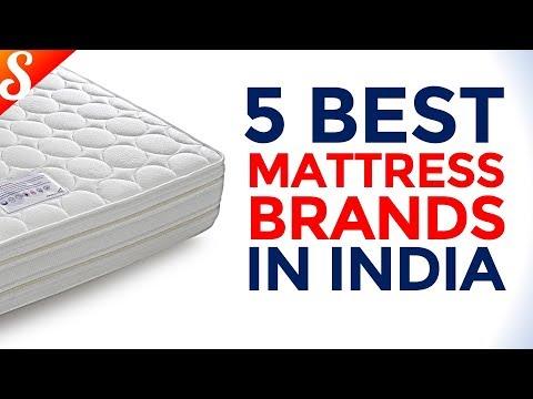 5 Best Mattress Brands in India
