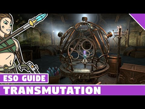 ESO Transmutation Guide - Elder Scrolls Online Transmutation How To