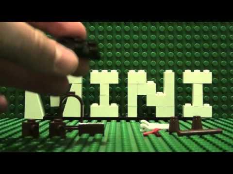 Mini Series: How To Build A Mini Lego Pirate Ship