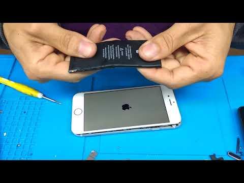 Como trocar bateria do iPhone 6