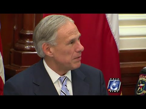 Governor Abbott set to announce new school safety plan