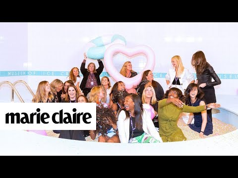Inside Marie Claire's Second-Annual Power Trip