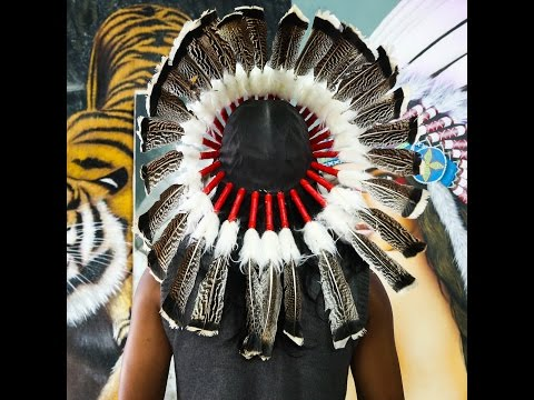 Native American Chief Headdress for Everyone - Indian Headdress