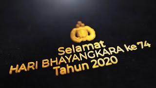 SELAMAT HARI BHAYANGKARA KE 74 - KEPOLISIAN NEGARA REPUBLIK INDONESIA   2020