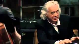 Jimmy Page listening to death grips.avi