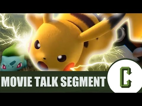 Will we see a live-action Pokemon? - Collider