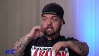 Hornswoggle on Undertakers Leadership - Punjabi Prison + Drew McIntyre