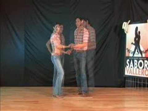 Learn to dance Cumbia Con Sabor DVD Level 2