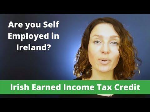 Irish Tax: Earned Income tax credit