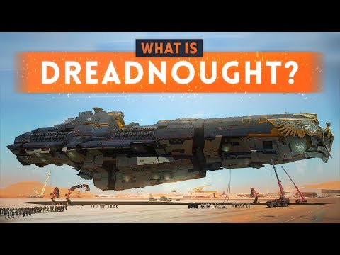 ► WHAT IS DREADNOUGHT? (MASSIVE Capital Ships Combat Game)