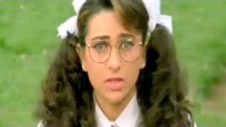 Laila Bechari - Alka Yagnik, Kumar Sanu, Sudesh Bhosle, Andaz Song