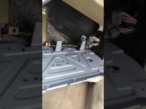 1995 Honda Accord cranks, no start, no fuel pump activation.