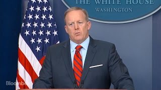 Sean Spicer Claims Hitler Didn