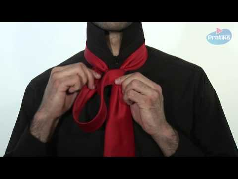 How to Knot a Tie - the Trinity