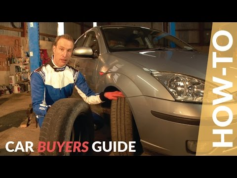How To Check Your Car's Tyres For Wear And Tear
