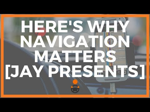 Does Navigation Really Matter for Uber Drivers?