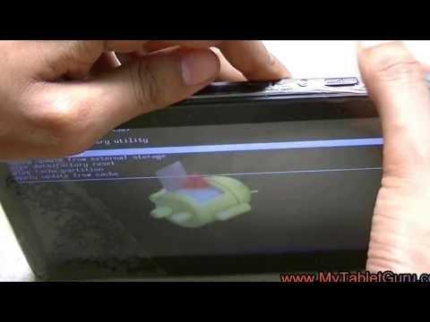 BSNL Tablet hard reset (Penta IS703C)