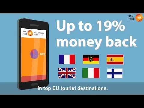 TaxFree4U - Online VAT Refund service