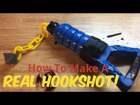 Hookshot DIY (Zelda Month Props)