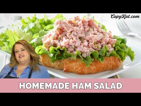 Quick and Easy Ham Salad Recipe