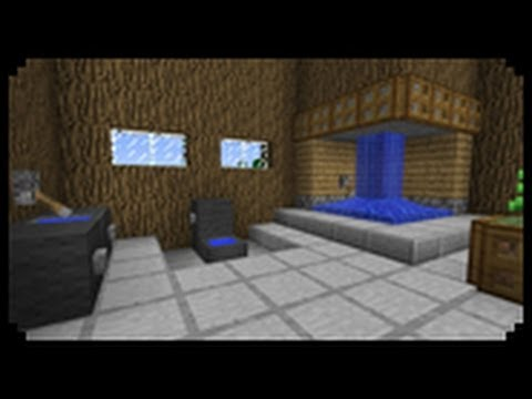 ✔ Minecraft: How to make a Shower