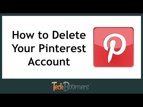 How to Delete Your Pinterest Account