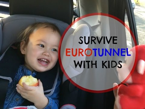 EUROTUNNEL survival tips for car travel with kids