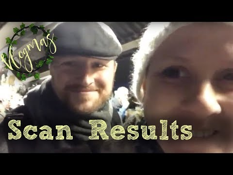 Vlogmas 19... Doctors appointment, MRI and PET scan results