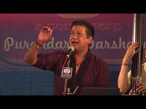 Xxx Mp4 KFAC Purandara Darshana Fusion Carnaitc Amp Hindustani Vocal Vijayprakash 3gp Sex