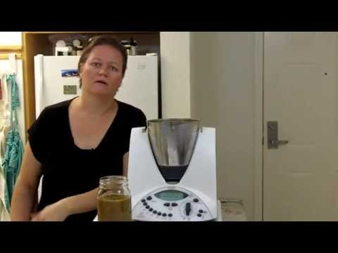 Thermomix Recipes: Balsamic Mustard Vinaigrette How To
