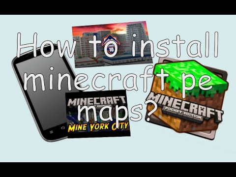Tutorial: How to Install a Minecraft Pocket Edition Map on Android (no computer)