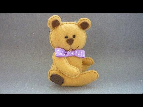 Make a Pretty Teddy Bear Toy - DIY Crafts - Guidecentral
