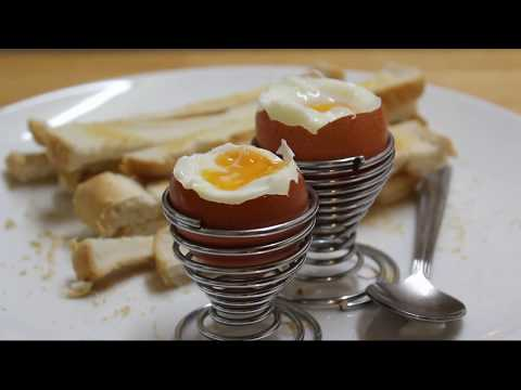 Boiled Egg & Soldiers Recipe