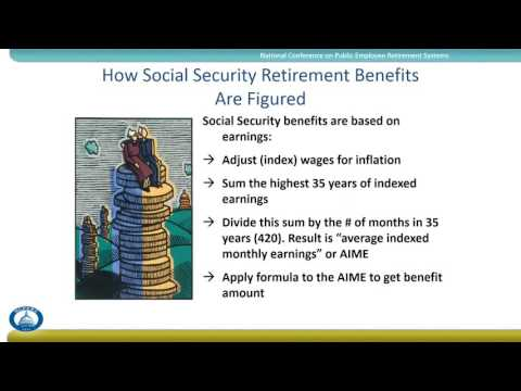 Webinar on Social Security & its Offsets