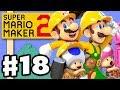 Multiplayer Co op And Versus Super Mario Maker 2 Gameplay Walkthrough Part 18 Nintendo Switch