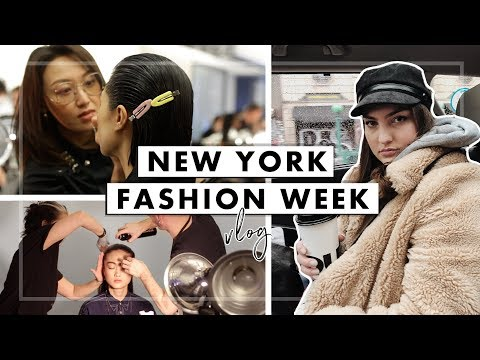 What New York Fashion Week Is Really Like...