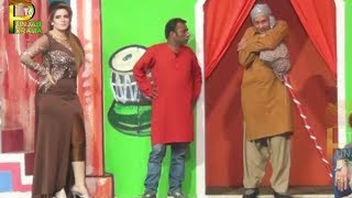 Best of Akram Udas and Khoobsurat Kaif Stage Drama Kurian Munday Chal Baaz Full Comedy Clip 2019