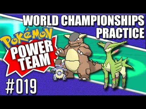Mega-Kang Team - Pokemon World Championships Practice 019