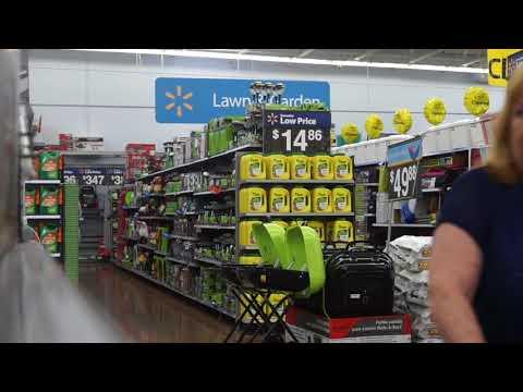 Speaker Prank At Walmart
