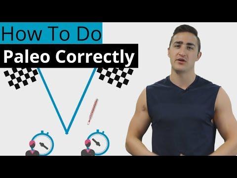 How To Do Paleo Correctly